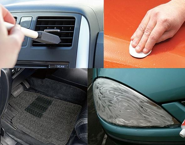 10 trucs pour laver votre voiture manuel. Black Bedroom Furniture Sets. Home Design Ideas
